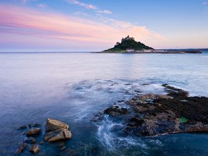 St Micheals Mount, Marazion, Cornwall